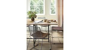 Crate And Barrel Dining Room Chairs by Tig Metal Dining Chair Crate And Barrel