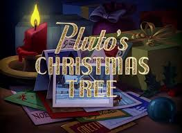Plutos Christmas Tree Ornament by Pluto U0027s Christmas Tree 1952 The Internet Animation Database