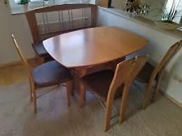esszimmer tisch stühle buche ebay kleinanzeigen
