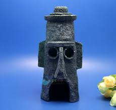 Spongebob Fish Tank Ornaments Uk by Spongebob Squarepants Krusty Krab House Decoration Pineapple