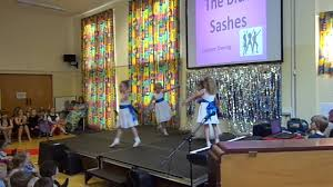 the blue sashes barnabas oley u0027s got talent dance winners