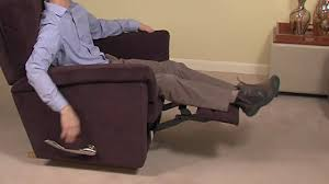 Morris Chair Recliner Mechanism by Addressing The Noise Level When Retracting The Footrest Of A La Z