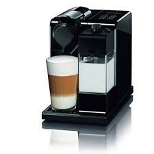 Nespresso Capsule Coffee Maker Machine Ratishima Touch Black F511BK