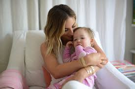 Emily Schuman Of Cupcakes Cashmere With Her Daughter