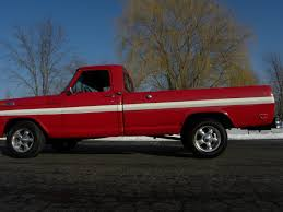 1969 Ford F100 Deluxe Styleside Pickup For Sale #81788 | MCG