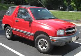 File:Chevrolet Tracker Convertible .jpg - Wikipedia 2018 New Chevrolet Camaro 2dr Convertible Ss W2ss At Penske Chevy Truck Beautiful 2005 Ssr 2 Dr Ls Ssr Reviews And Rating Motor Trend The Blazette 1974 Luv Was A Crazy 500 Retro Pickup Wikipedia 2019 Colors Awesome Corvette Zr1 2003 Red I Adore These Little Fichevrolet Tracker Convertible Jpg 57 Bel Air For Sale Classiccarscom Cc16507 Top In Action Youtube