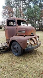 EBay: 1950 Ford Coe 1950 Ford COE Cabover Truck Snub Nose Project ...