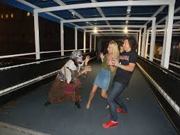 Halloween Mazes In Los Angeles 2017 by Dark Harbor U0027 At The Queen Mary Prepare To Be Scared Very Very
