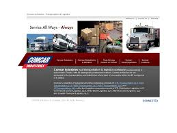 Comcar Competitors, Revenue And Employees - Owler Company Profile Drivers Comcar Industries Inc Ata Raises Alarm Over Critical Shortage Of Truck Technicians Bulk Christopher Blackwell Ctl Logistics Codinator Crowley One Last Visit To My Spot For 2012 1912 3 Infrastructure Challenges Texas Transporter 8 9 In The Matter Bridgestone Americas Tire Operations Llc 18 Fencing Detroit Michigan Facebook Trucker Joe Transports Parts Car Factory Youtube Global Fulfillment Ecommerce Delivery Short Haul Baltimore