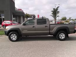 2009 Used Toyota Tacoma 4WD Double LB V6 Automatic At Salinas ... 2005 Used Toyota Tacoma Access 127 Manual At Dave Delaneys 2017 Sr5 Double Cab 5 Bed V6 4x2 Automatic 2006 Tundra Doublecab V8 Landers Serving Little Max Motors Llc Honolu Hi Triangle Chrysler Dodge Jeep Ram Fiat De For Sale In Langley Britishcolumbia 2015 2wd I4 At Prerunner Vehicle Specials Deacon Jones New And 12002toyotatacomafront Shop A Houston Arrivals Jims Truck Parts 1987 Pickup 2013 Marin Honda