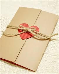 Rustic Heart Invites Wedding Invitation