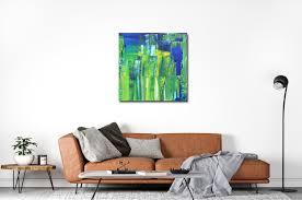 kunst kaufen moderne acrylbilder abstrakte malerei