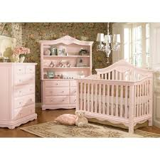 Munire Dresser With Hutch by Engaging Nursery Furniture Collections Gorgeous White Wood Stained