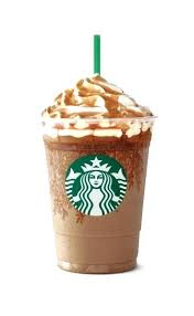 Caramel Coffee Starbucks Drink Chilled Frappuccino
