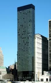 100 Millenium Tower Nyc The Hilton The Skyscraper Center