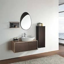 Teak Bathroom Shelving Unit by Modern Bathroom Vanity Set Solid Wood Vessel Sink Vm V11015