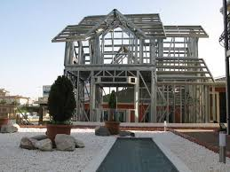 104 Homes Made Of Steel Prefabricated Framed House Prefab House Ready Houses Ready Houses Prefab Prefabricated In Sector 15 Faridabad Primex Building Systems Pvt Ltd Id 6872604291