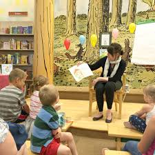 Wolverine Farm Publishing & Book Store Story time Fort Collins
