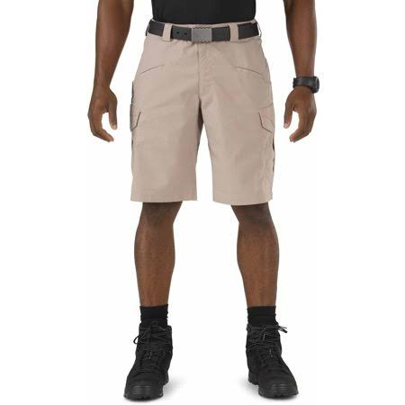 5.11 Tactical Men's Stryke Shorts - Khaki, Size 42
