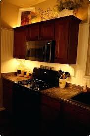 diy in cabinet lighting cheap diy cabinet