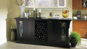 Black Storage Cabinet In Dining Room Omega Within Cabinets