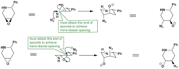 Chair Conformations Of Cyclohexane by Epoxide Opening To Give Chair Conformation Is Loaded