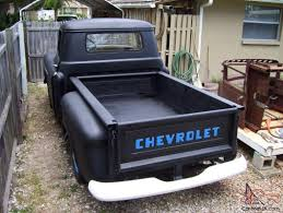 Chevrolet Pickup Rat Rod Project Chevy Gmc Short Bed Stepside, 63 ...