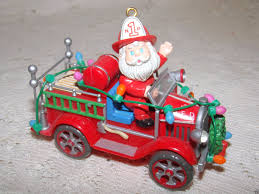 Enesco Treasury Of Christmas Ornaments Hot Stuff Santa Fire Truck ... Fire Truck Party Favors Pictures Nycwebstorecom Shatterproof Christmas Ornament 2015 Iron Man Hallmark Keepsake Hooked On Fisher Price Toys 4045025 Department 56 New Vintage Model D2 Ornaments Size24 X 11 14cm Replica Styled Xl Home Of Christmas Ornaments Fire Truck Ornament Noble Gems Red Personalized On Badge Occupations Eone Trucks Twitter Great Holiday Gift Ideas In The E Baldwin Solid Brass Santa Firetruck