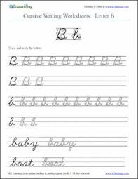 Free Printable Cursive Worksheets Writing Prompts