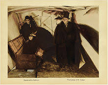 The Cabinet Of Doctor Caligari 1920 by The Cabinet Of Dr Caligari Wikipedia