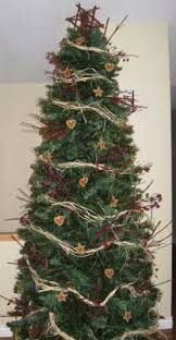 Best Decorated Christmas Trees In A Rustic Style