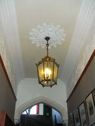 statement hallway lighting for the home hallway