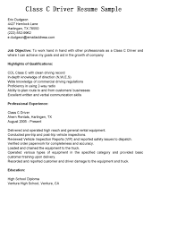 Driver Resumes Class C Driver Resume Sample Job Description For ... Sample Resume For Delivery Driver Position New Job Free Download Class B Truck Driving Jobs In Houston Truck Driving Jobs View Online Class A Cdl Houston Tx Samples Velvet School In California El Paso Tx Lease Purchase Detail Trucks Collect 19 Cdl Lock And Examples Halliburton Find For Bus Template Practical