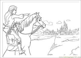 Barbie Coloring Book Free Download And The Three Musketeers Page