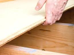 How To Install Plywood Underlayment A Well Installed Will Keep The Upper Layer Level And