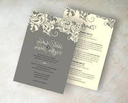 Wedding invitations 48 Best Wedding Invitation Verbiage Sets