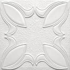 amazon com r 16 styrofoam direct glue up ceiling tile 20x20
