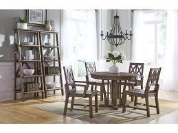 Foundry 5 Piece Round Dining Room Set GPD283