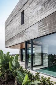 100 L Shaped Modern House A Concrete Designed By REMY Architects