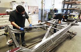 100 Chevy Truck Frame TCI Chevrolet S New S For Your Old