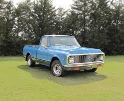 100 1971 Chevy Truck C10 Kent B LMC Life