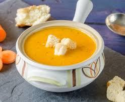 cuisiner le topinambour marmiton soupe aux carottes topinambours et pommes de terre recette de