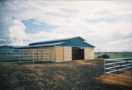 Shed Row Barns Texas by Lonestar Custom Barns