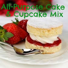 All Purpose Cake Cupcake Mixes 3773 P