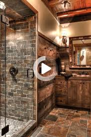 31 wunderschöne rustikale badezimmer dekor ideen für zu