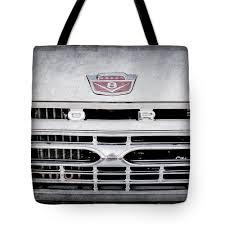 100 Ford Truck Grill Antique Tote Bags Fine Art America