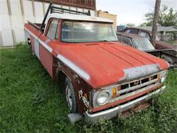 100 1968 Dodge Truck Pickup For Sale ClassicCarscom CC1189722