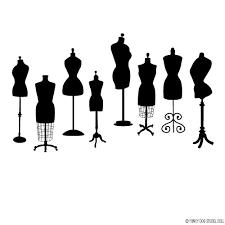Vintage Dress Mannequin Tattoos Piercings Pinterest