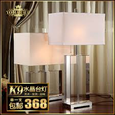 Crystal Table Lamps For Bedroom by Buy Yao Ma Brand Crystal Light K9 Crystal Table Lamp European