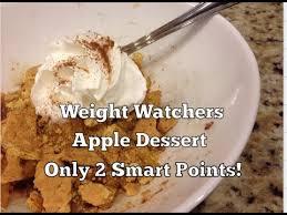 Weight Watchers Pumpkin Fluff Nutrition Facts by Weight Watchers Smart Points Recipe 2 Point Yummy Apple Dessert